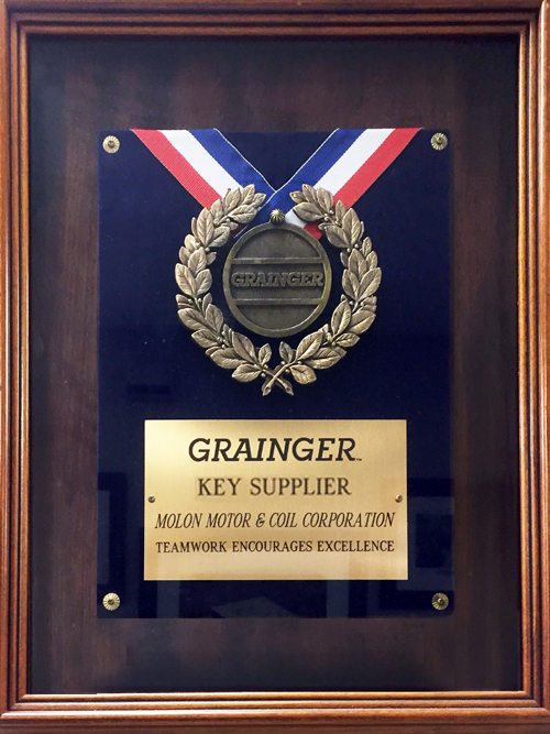 ACCOLADES Grainger