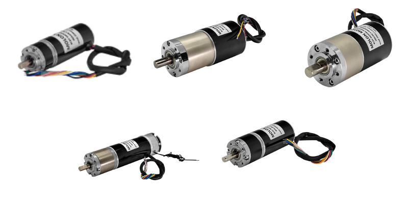 HEADERS BLDC Planetary Gearmotors