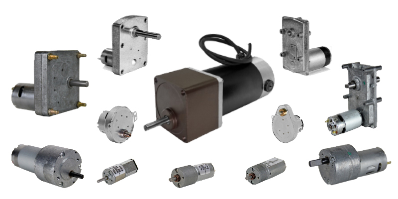 HEADERS PM Parallel Shaft Gearmotors