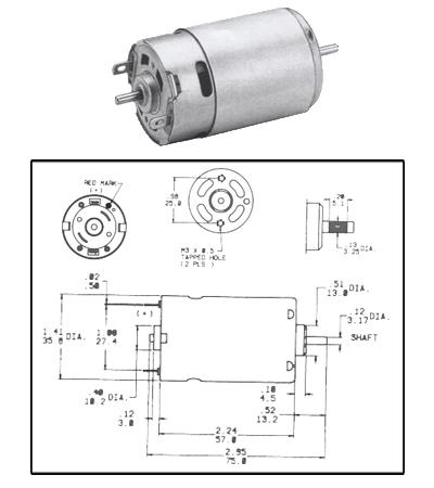 CMO 1200_uid32120121129121 (1) standard stock cmo 2411 dc permanent magnet motor