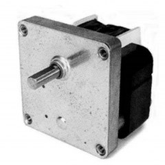 HGM - AC Shaded Pole Gearmotor - Center & Offset