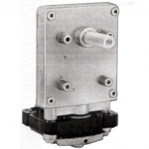 WGM - AC Shaded Pole Gearmotor