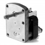 ZJM - AC Shaded Pole Gearmotor