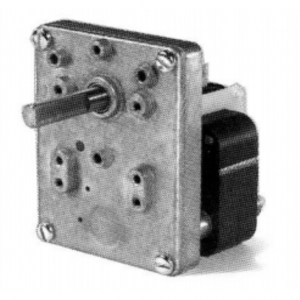 ZZM - AC Shaded Pole Gearmotor